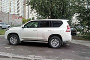 Toyota Land Cruiser Prado, 2014 г.в., пробег: 24500 км., 2.982 л Самара