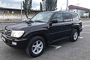Toyota Land Cruiser, 2003 г.в., пробег: 264000 км., автомат, 4.664 л Самара